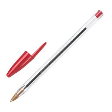 Bolígrafo Bic Cristal rojo A92383