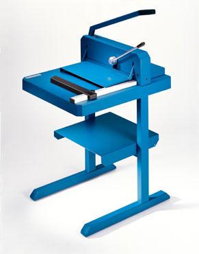 Guillotina de papel Dahle 842 para uso industrial