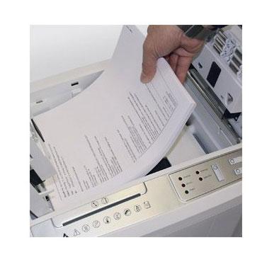 Destructora automática EBA DINO 28