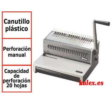 Encuadernadora GBC CombBind C250Pro para canutillo de plástico