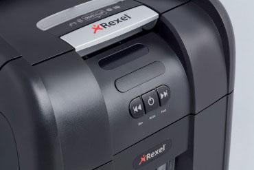 Destructora de papel automática Rexel Auto+ 200X