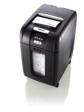 Destructora de papel automática Rexel Auto+ 300X