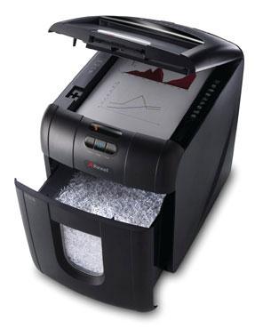 Destructora automática Rexel Auto+ 130M con microcorte
