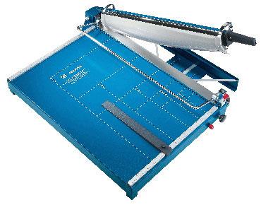 Cizalla de palanca Dahle 567 uso industrial
