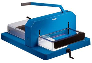 Guillotina de papel Dahle 848 para uso industrial &848