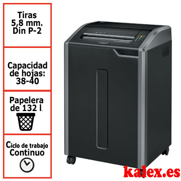 Destructora Fellowes 485i departamental