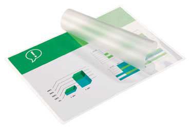 100 carteras plastificación Din A-4 125µ GBC &3200723