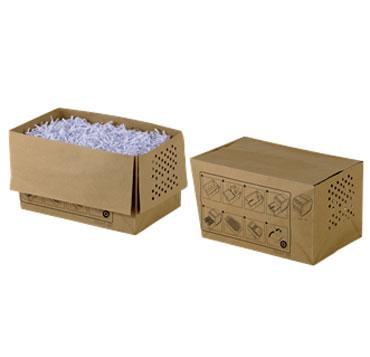20 bolsas Rexel reciclables Auto+ 90X 20l