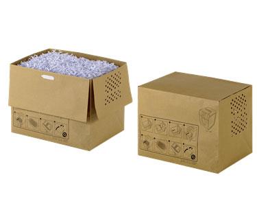 20 bolsas Rexel reciclables Auto+ 300X & 300M 40l.