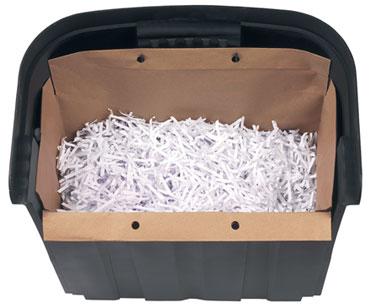 20 bolsas Rexel reciclables Mercury 30l