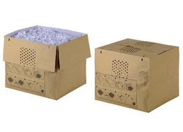 50 bolsas Rexel reciclables Auto+ 600X y 600M 80l.