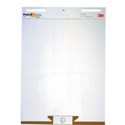 Bloc-cuaderno de reuniones Post-it blanco C75614