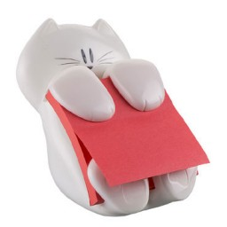 Dispensador Z_Notes gato Post-it C75604