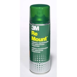 Adhesivo spray Remount Scotch 400 ml. C29430
