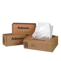 100 bolsas residuos 34 l. destructora Fellowes