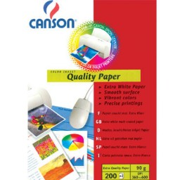 Quality Paper 90g A4 PQ200 Canson