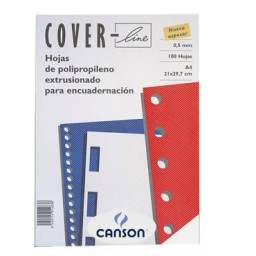 PQ100 Cover-Line verde 0,45µ Canson