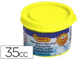 tempera jovi 35 ml -amarillo limon