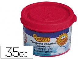 tempera jovi 35 ml bermellon