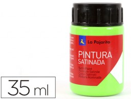 pintura latex la pajarita verde vivo 35 ml