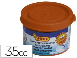 tempera jovi 35 ml marron