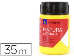 pintura latex la pajarita amarillo oro 35 ml