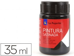 pintura latex la pajarita negro 35 ml